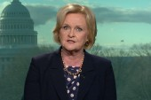 McCaskill: Give Hagel a chance