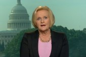 McCaskill:' Moderates need to muscle-up'
