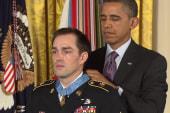 Clinton Romesha awarded the Medal of Honor