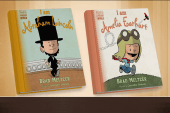 New children books on Lincoln, Earhart