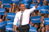 Why Obama is winning the ground war and...