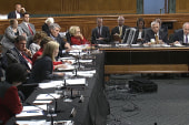 Senate committee changes course of...