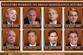 Bipartisan group of senators join together...