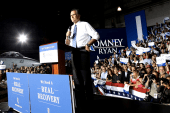 Why Romney can't just point at POTUS, say ...