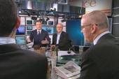 Romney and Santorum: 95% economics, 5%...