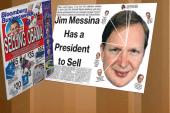 Who is Jim Messina and role will he play...