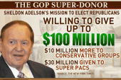 Sheldon Adelson says he'll offer up a cool...