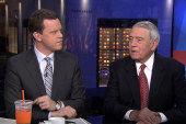 Dan Rather: My gut tells me Romney will...