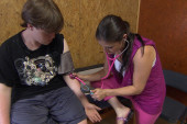 Blood pressure in US kids, teens soars