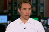 Steve Nash on basketball future, charity...