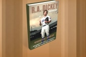 New York Mets pitcher on book, season