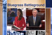 Will the Bluegrass state turn blue?