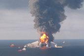 New thriller focuses on oil spills