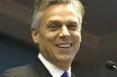 Can Huntsman take the GOP lead?