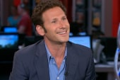 'Royal Pains' star: I used to get kicked...