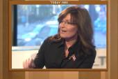 Deutsch: Palin has star quality
