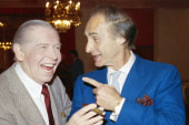 Comedy legend Sid Caesar dies at 91