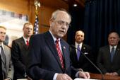 Marriage ban struck down; Congressman retires