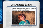 Mystery illness affects some Calif. children