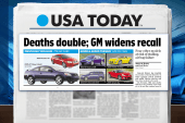 General Motors widens its auto recall