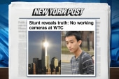 Teen climbs to top of 1 World Trade Center