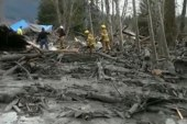 Deadly mudslides occur in Washington