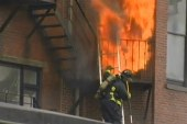 Two Boston firefighters killed in blaze