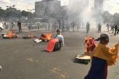 Protests continue in Venezuela