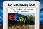 eBay hacked; users asked to change passwords
