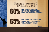 Moms on the recession, optimism