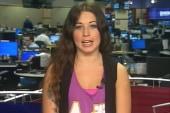 Girl in Obama yogurt incident: Not my...