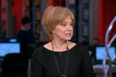 Jane Pauley looks back while moving forward