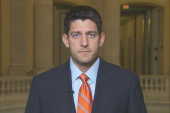 Rep. Ryan: Obama clinging to class warfare