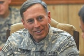 Petraeus to turn over command in Afghanistan