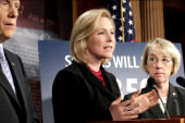 Gillibrand fought Army and the Army won