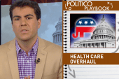 GOP is preparing for Supreme Court health...