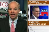 Will Romney announce a VP pick before the...