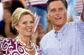How Romney's family are behind the new...