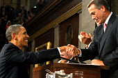 Will averting the fiscal cliff fall on the...