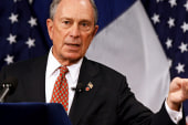 What impact is Bloomberg having on D.C....