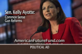 Kelly Ayotte gets support from 'heavily...