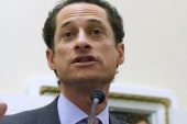 Weiner's wife represented clients while at...