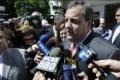 Why Dems are complying with Christie's...