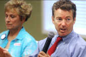Two feuding GOP pols leading new 2016 poll