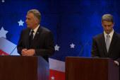 Va. debate gets nasty; Booker and stripper...