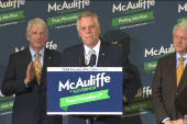 'This is a big moment for Terry McAuliffe'