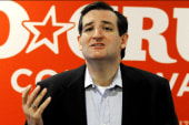 Meet the kinder, gentler Ted Cruz?
