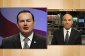 How Mike Lee is stepping out of Cruz's shadow