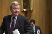 'Another rookie to China?': MJ on Max Baucus