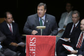 Will Chris Christie re-emerge after CPAC?
